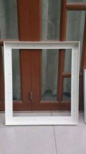steel table surface frame