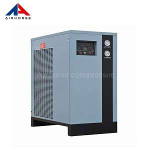 Hot Sales R134A industrial freeze cold dryer cooler refrigerated air dryer for screw air compressor