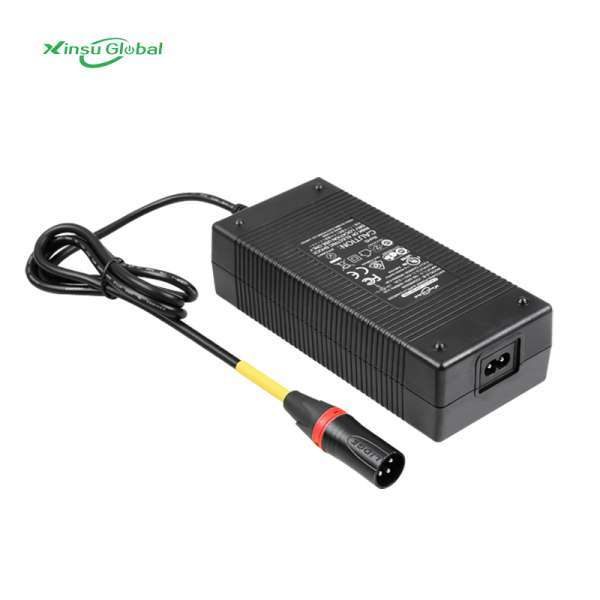 UL FCC PSE CE GS SAA XINSU GLOBAL 24V lithium ion battery charger 29.4V 5A 6A 7A