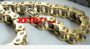 China motorcycle part Motorcycle Transmissions motorcycle chain for Bajaj BM150