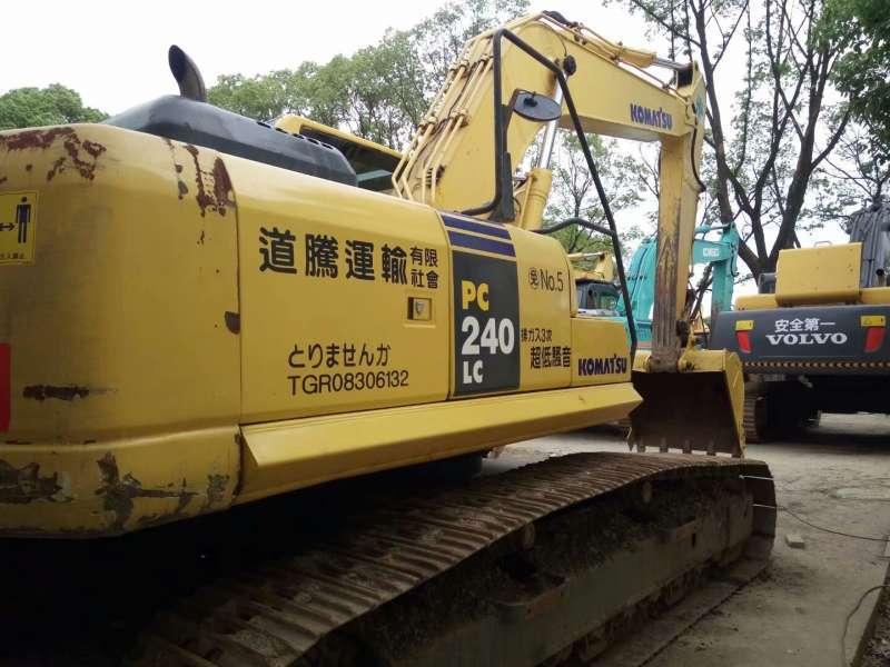 Used Komatsu PC240LC-8 Crawlere Hydralic Excavator for sale