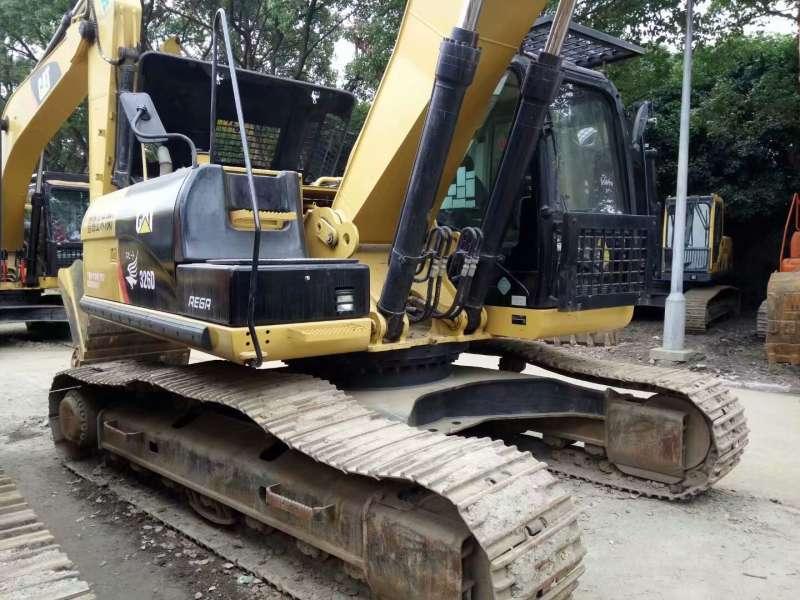 Used CAT 326D Hydraulic Crawler Excavator for sale