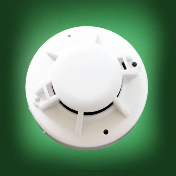 2-wire Smoke Detector /ALARM Fire Control Panel