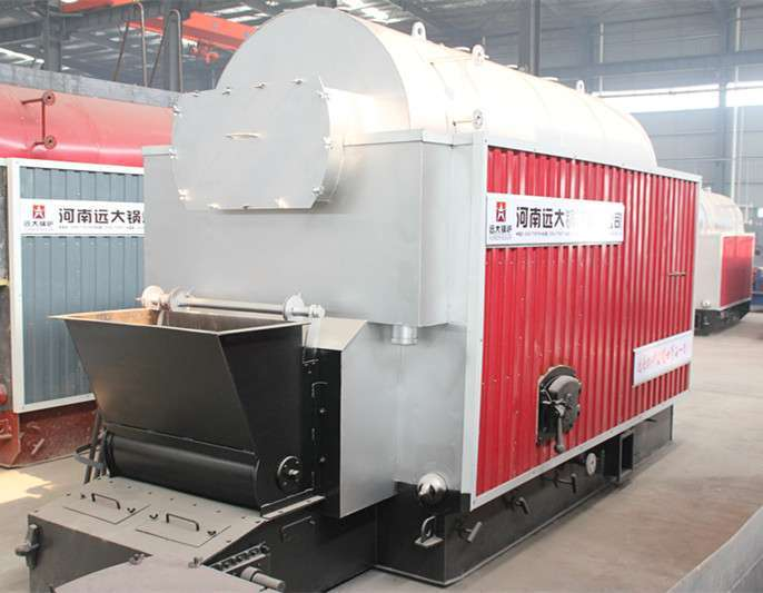Single Drum New Water-fire Tube Coal Fired Steam Boiler Price