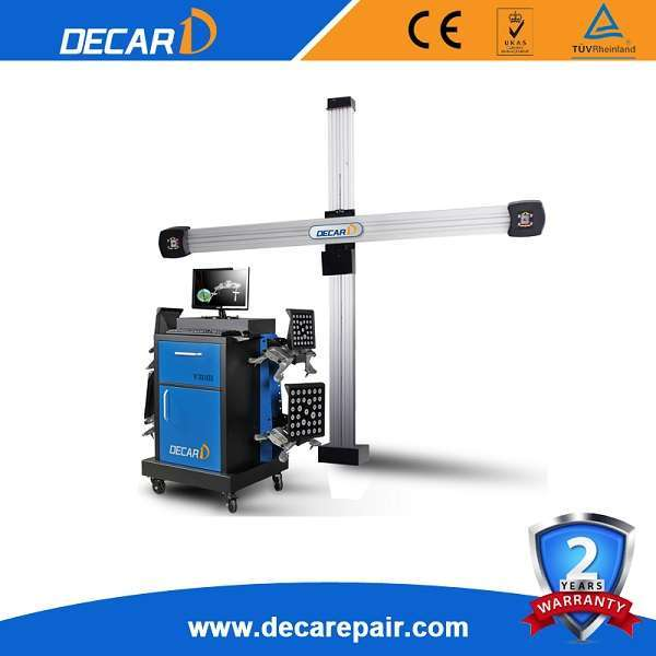 Decar 3D wheel alignment machine with factory price