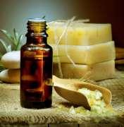 Organic soap with camomile and calendula