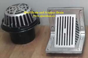 Middle East Type Roof Drain and Scupper Drain