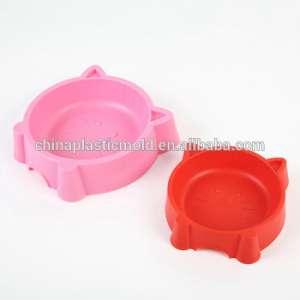小猫喂食碗塑料宠物食品喂食器