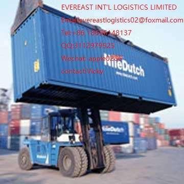 良好的价格和服务!拼箱和整箱海运/海运物流到美国的门到门服务---- QQ:3112979525