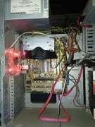 Intel pentium pro cpu scrap