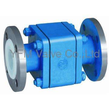 Flanged Lift Floating ball check valves supplier Like