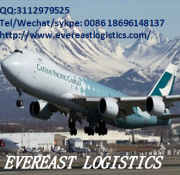 freight forwarder China air cargo shipping cheap rates to  DES MOINES