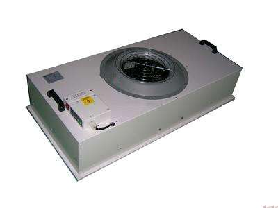 FFU/Fan filter unit with HEPA FILTER
