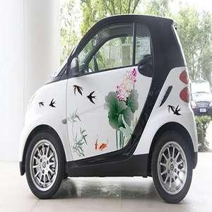 Custom Car Sticker Vehicle Adhesive Graphic Car Body Bumper