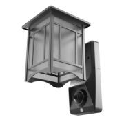 Video Security Camera & Outdoor Light
