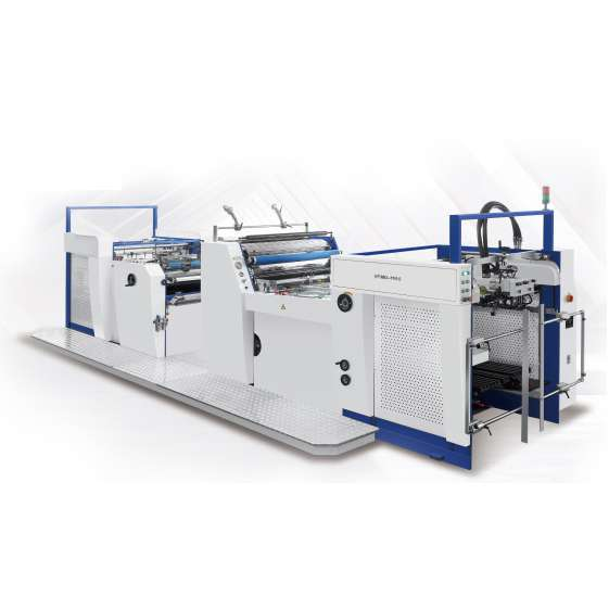 Automatic Laminating machines MODEL YFMD -iseef.com