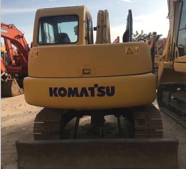 Origial Japan used komatsu PC60-7 mini Excavator for sale