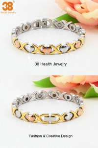 2015 top sale stone bangle bracelet women