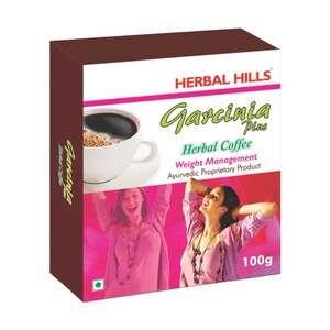 经GMP认证的中草药减肥中草药咖啡藤黄食欲减肥咖啡无咖啡因,无麸质