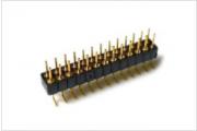 SIP Pin header connectors