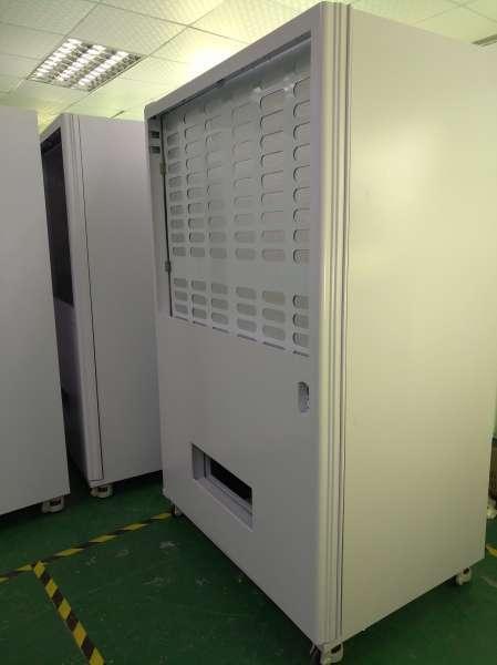 自动售货机金属柜