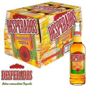 Desperados Beer 330ml Bottle And Desperados Beer 500ml Cans
