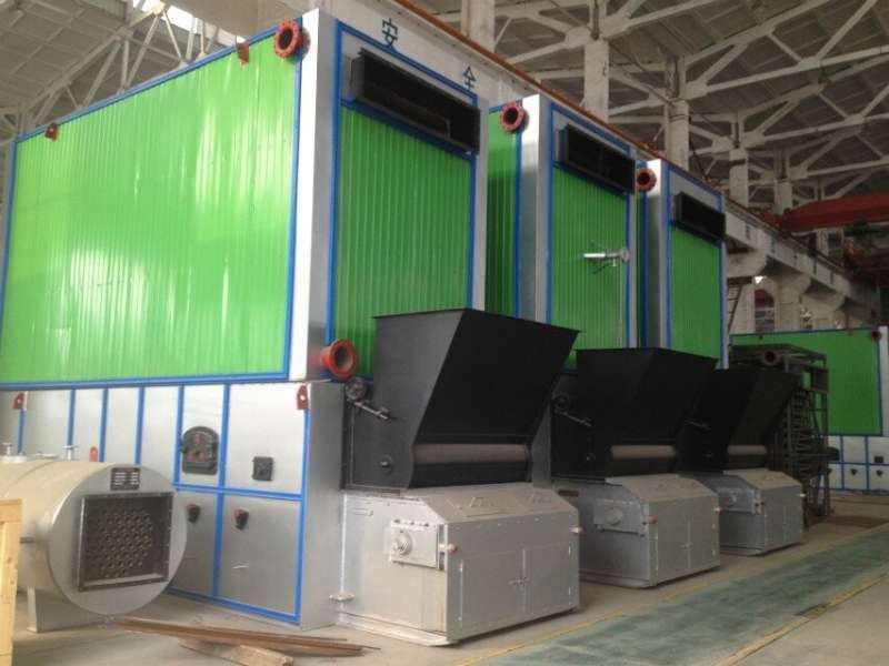 2 Million Kcal High Efficiency Coal Fired Thermal Oil Boiler