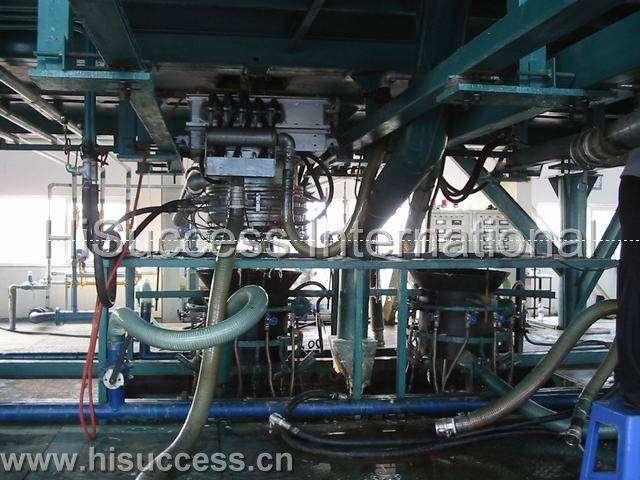 玻璃棉生产线