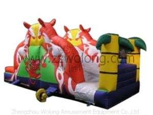Inflatable Slide-Kangaroo Slide