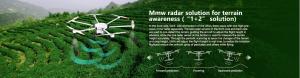 UAV altimeter