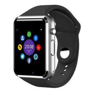 Bluetooth touch screen phone call music play smart watch