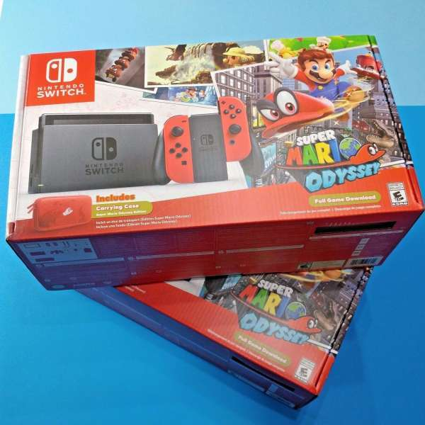 New Original Authentic 100 Nintendo Switch Super Mario