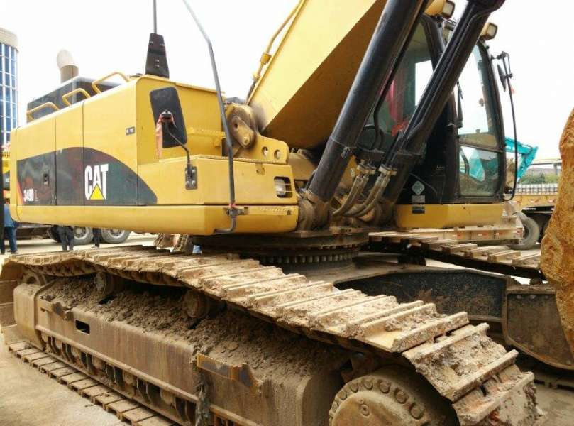 Used CAT 349DL Hydraulic Crawler Excavator for sale