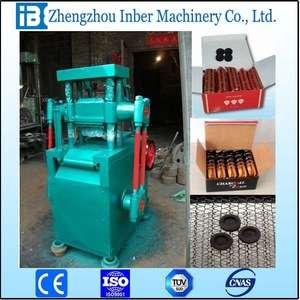 Bottom Price Arab Hookah Hydraulic Press CoConut Shell Shisha Hookah Charcoal Briquette Making Machine