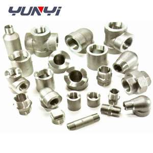 seamless butt weld pipe fittings/welded stainless steel pipe fitting