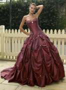 Sell Red Sexy Wedding Dress, Bridal Gown