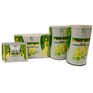 Health food Sliming green tea