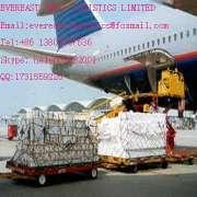 Air cargo freight door to door to Danmark from Shenzhen,China