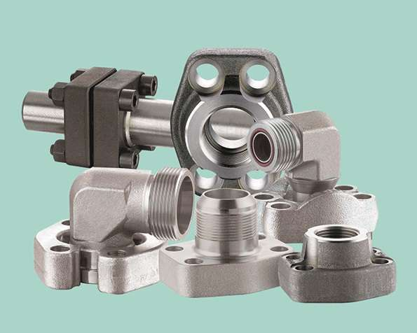 SAE flange to ISO 6162 & SAE J 518 C, known as code 61 flange & code 62 flanges