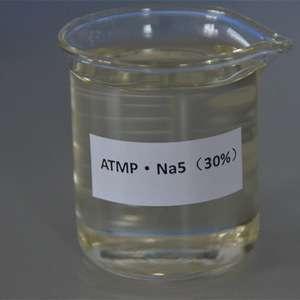 Penta sodium salt of Amino Trimethylene Phosphonic Acid (ATMP•Na5)