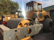Used Road Roller Dynapac CA35D Single Drum Roller Hot Sale
