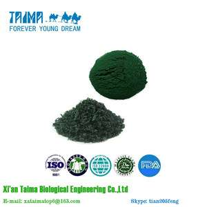 Health Supplement 100% Natural Chlorella Spirulina/Natural spirulina