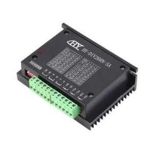 1pc tb6600 0.2-5a CNC控制器驱动的单轴tb6600二相混合式步进电机驱动控制器的新品牌
