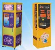 Amusement token machine