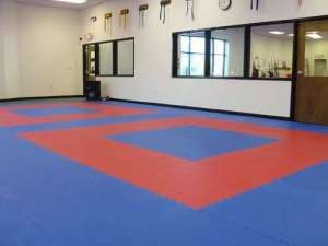 EVA interlocking sport floor mat