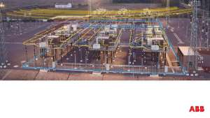 ABB 220kV , 132kV , 35kV Substation System Integration One Stop Solution