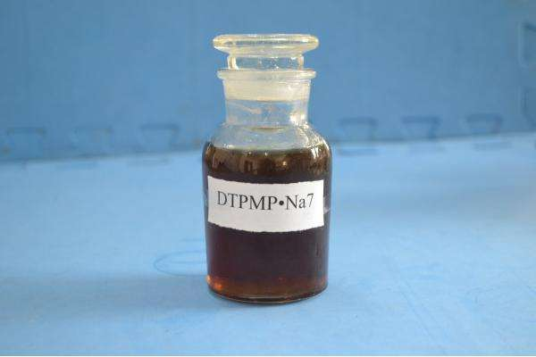 Hepta sodium salt of Diethylene Triamine Penta (Methylene Phosphonic Acid) (DTPMP•Na7)