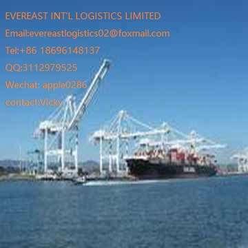 DHL空运/海运运价海运从中国货运代理/空运到印度