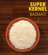 Super Kernal Basmati White Rice