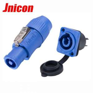 female male  waterproof dc ac  power connector adapter